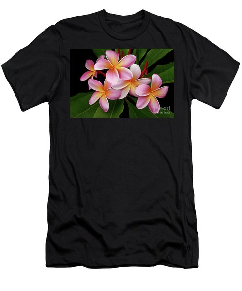 Wailua Sweet Love Texture Men's T-Shirt (Athletic Fit)