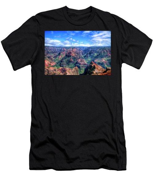 Waimea Canyon Men's T-Shirt (Athletic Fit)