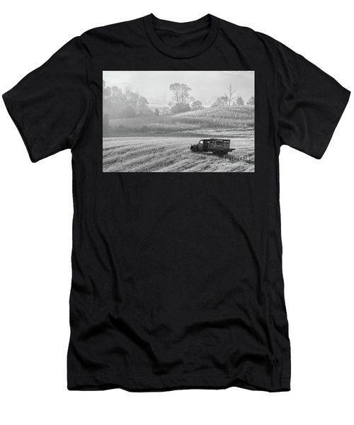 Waiting For A Load Men's T-Shirt (Athletic Fit)