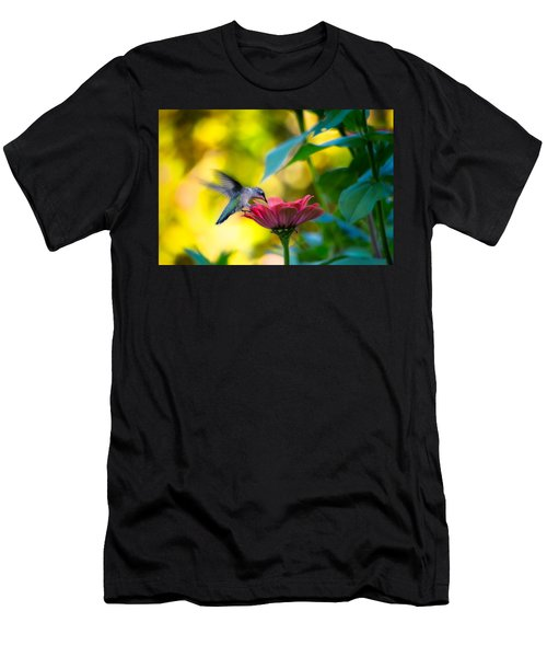 Waiting For Butterflies Men's T-Shirt (Athletic Fit)