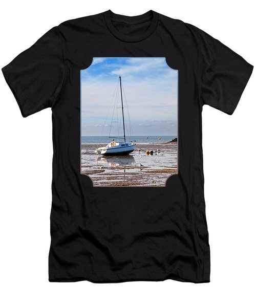 Waiting For High Tide Men's T-Shirt (Athletic Fit)