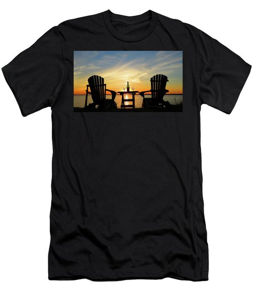 Waiting For Summer Men's T-Shirt (Athletic Fit)