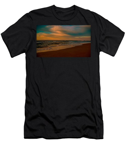 Waiting On The Dawn Men's T-Shirt (Athletic Fit)