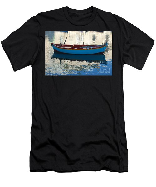 Waiting To Go Fishing Men's T-Shirt (Athletic Fit)
