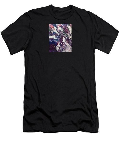 Wake Up In Paris Men's T-Shirt (Athletic Fit)