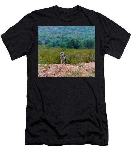 Wakeup Call Men's T-Shirt (Athletic Fit)