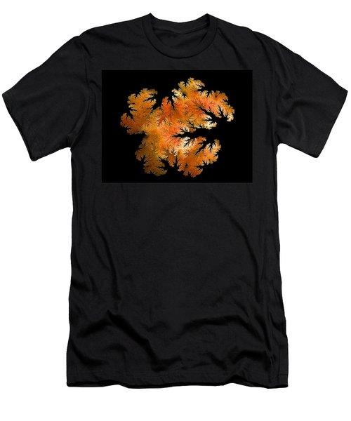 Waking In Mandelbrot Forest-2 Men's T-Shirt (Athletic Fit)