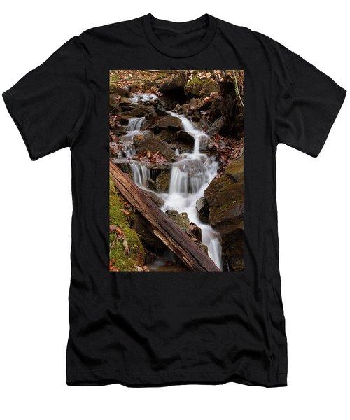 Walden Creek Cascade Men's T-Shirt (Athletic Fit)