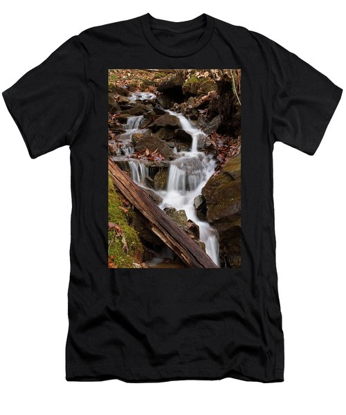 Walden Creek Cascade Men's T-Shirt (Athletic Fit)