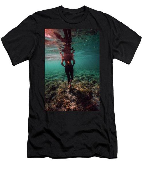 Walk Away Men's T-Shirt (Athletic Fit)