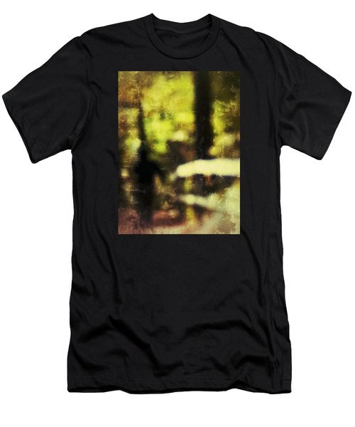 Walk In The Park Men's T-Shirt (Athletic Fit)