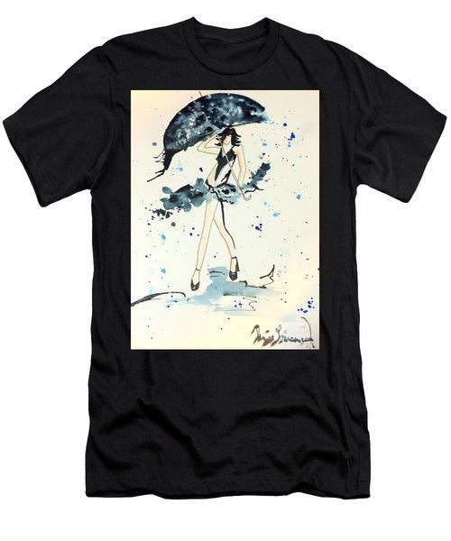 Walk On Men's T-Shirt (Athletic Fit)