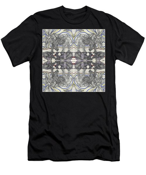 Walk With Me X 4 Men's T-Shirt (Athletic Fit)