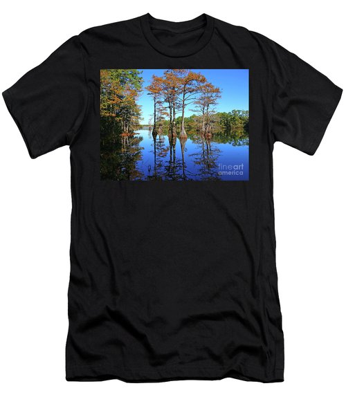 Walkers Mill Pond Men's T-Shirt (Athletic Fit)