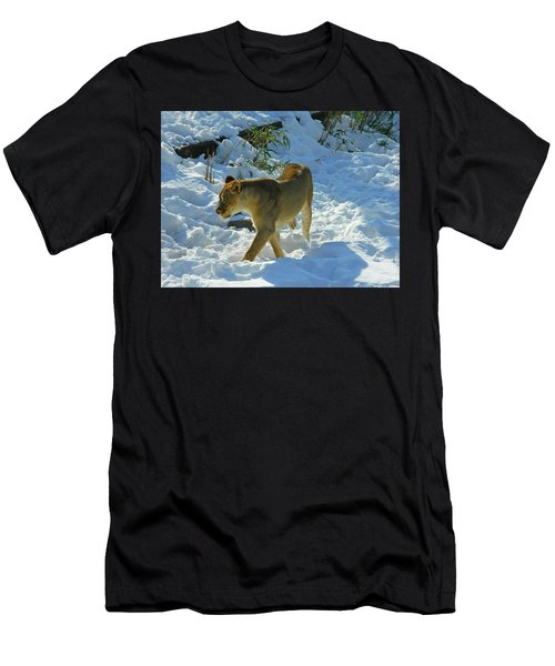 Walking On The Wild Side Men's T-Shirt (Athletic Fit)