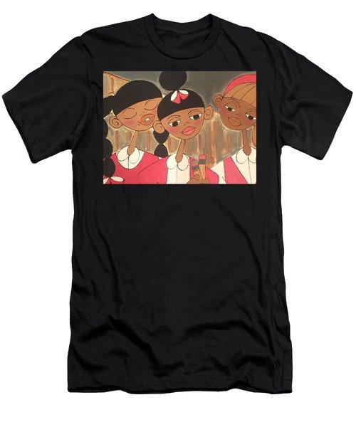 Walkin Home Men's T-Shirt (Athletic Fit)