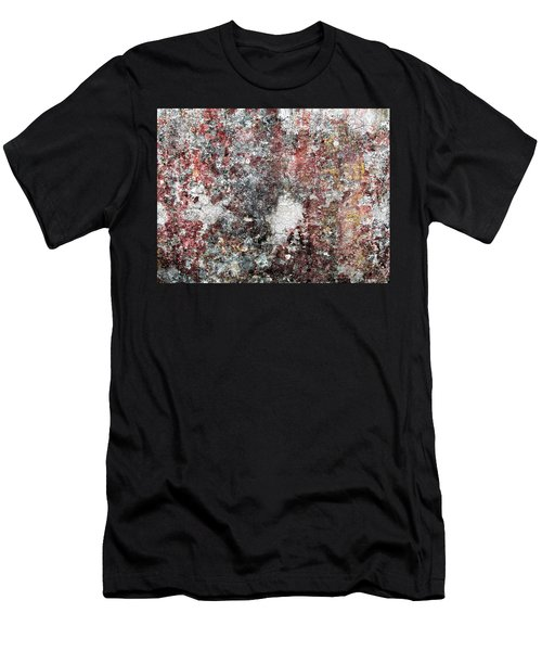 Wall Abstract 103 Men's T-Shirt (Athletic Fit)