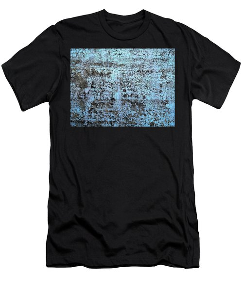 Wall Abstract 163 Men's T-Shirt (Athletic Fit)