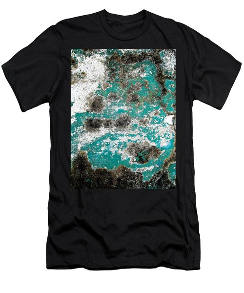Wall Abstract 171 Men's T-Shirt (Athletic Fit)