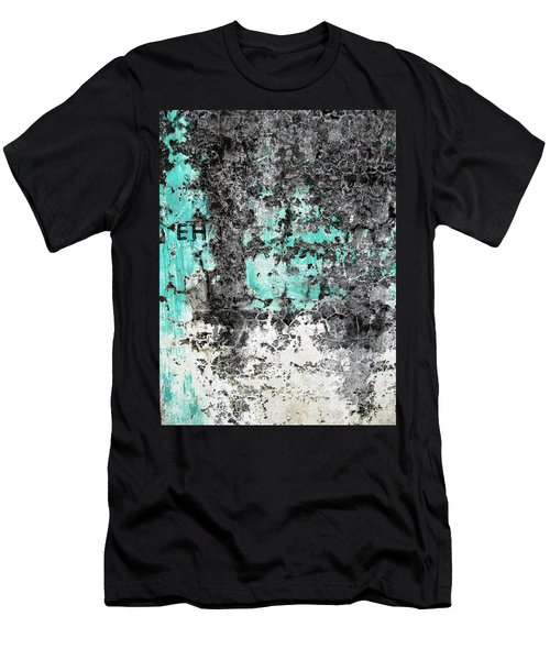 Wall Abstract 185 Men's T-Shirt (Athletic Fit)