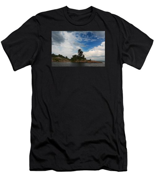 Wall Island Big Sky 3627 Men's T-Shirt (Athletic Fit)