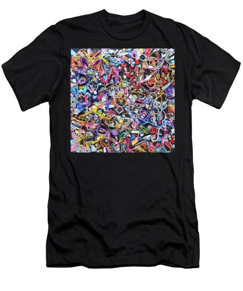 Wall Jewelry 3r Men's T-Shirt (Athletic Fit)