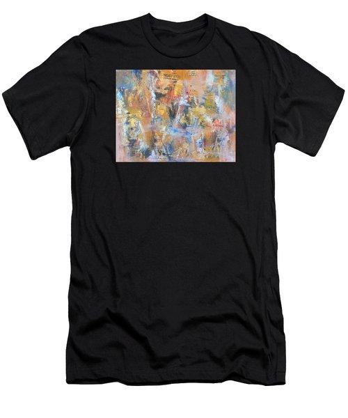 Wall Memories Men's T-Shirt (Athletic Fit)