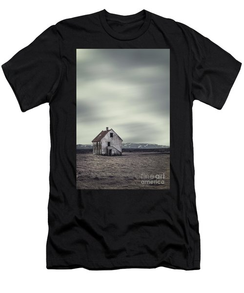 Walls Of Desolation Men's T-Shirt (Athletic Fit)