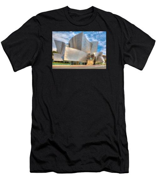 Walt Disney Concert Hall - Los Angeles Men's T-Shirt (Athletic Fit)