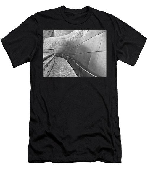 Walt Disney Concert Hall One Men's T-Shirt (Athletic Fit)