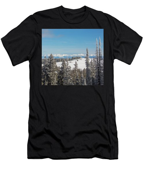 Walton Peak  Men's T-Shirt (Athletic Fit)
