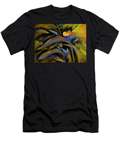 Wandering In The Sunrise Men's T-Shirt (Athletic Fit)