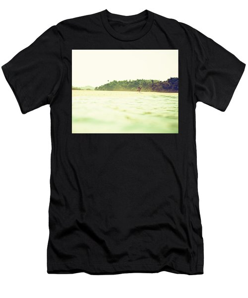 Wandering Men's T-Shirt (Athletic Fit)