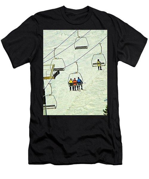Wanna Lift Men's T-Shirt (Athletic Fit)