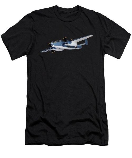 Warbird Returns Men's T-Shirt (Athletic Fit)
