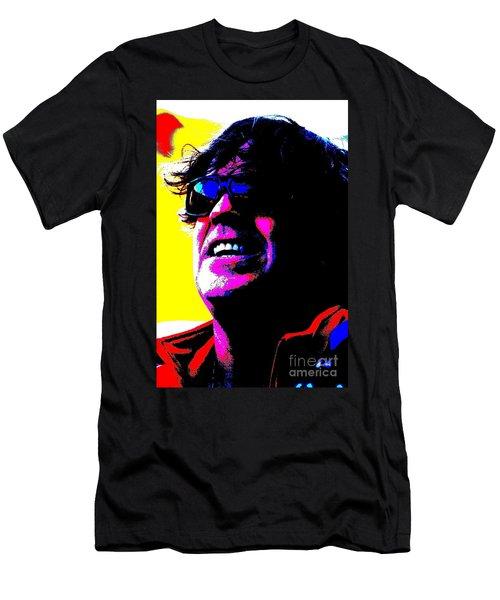 Warhol Robbie Men's T-Shirt (Slim Fit) by Jesse Ciazza