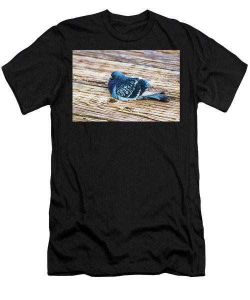 Warm Men's T-Shirt (Athletic Fit)