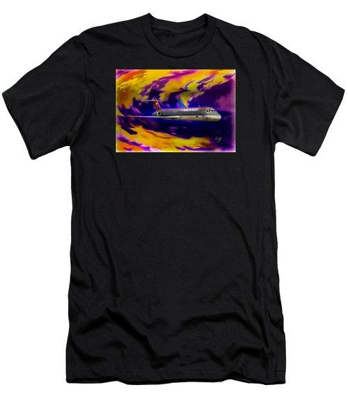 Warp 7 Men's T-Shirt (Athletic Fit)