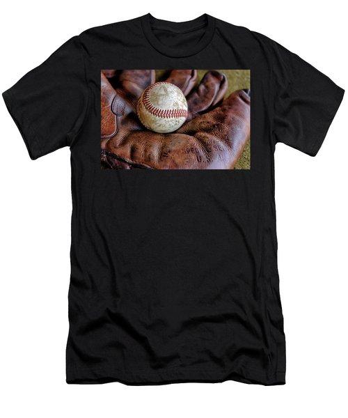 Wartime Baseball Men's T-Shirt (Athletic Fit)