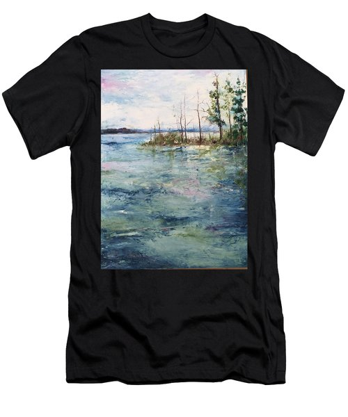 Washed By The Waters Series Men's T-Shirt (Athletic Fit)