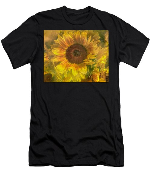 Washed In Sun Men's T-Shirt (Athletic Fit)