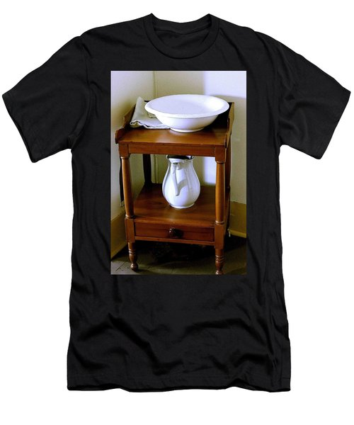 Washstand Men's T-Shirt (Athletic Fit)