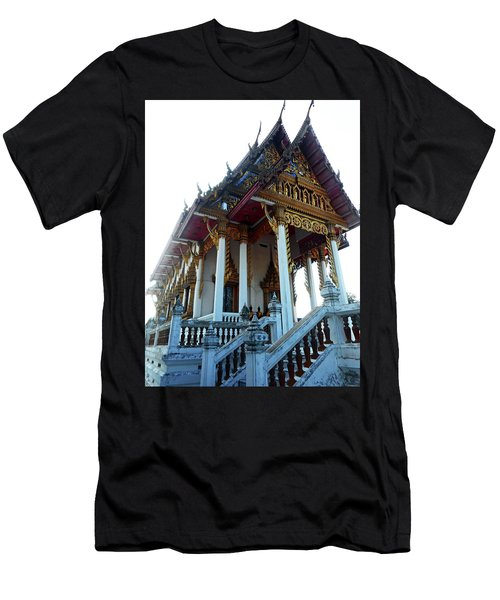 Wat Sawangfa 11 Men's T-Shirt (Athletic Fit)