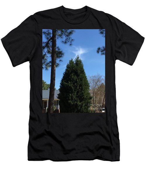 Watch And Listen To The Birds Men's T-Shirt (Athletic Fit)