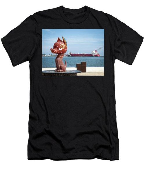 Watchdog Men's T-Shirt (Athletic Fit)