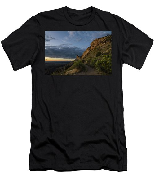 Watching The Sun Fade Men's T-Shirt (Athletic Fit)