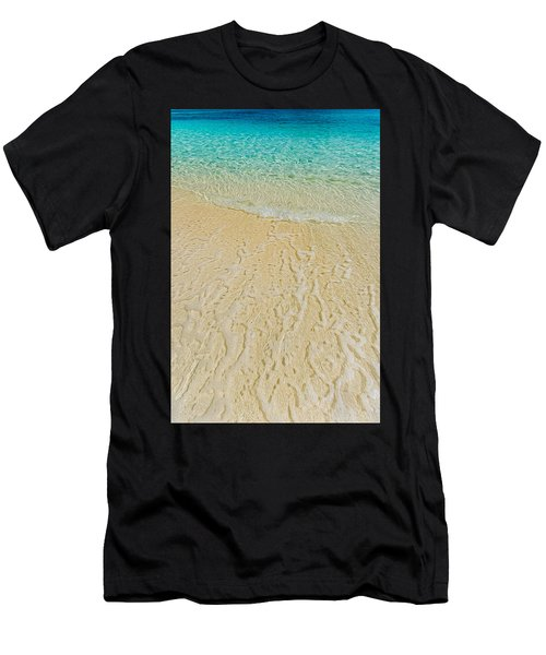 Water Abstract 1 Men's T-Shirt (Athletic Fit)