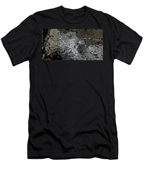 Water Abstract 7 Men's T-Shirt (Athletic Fit)