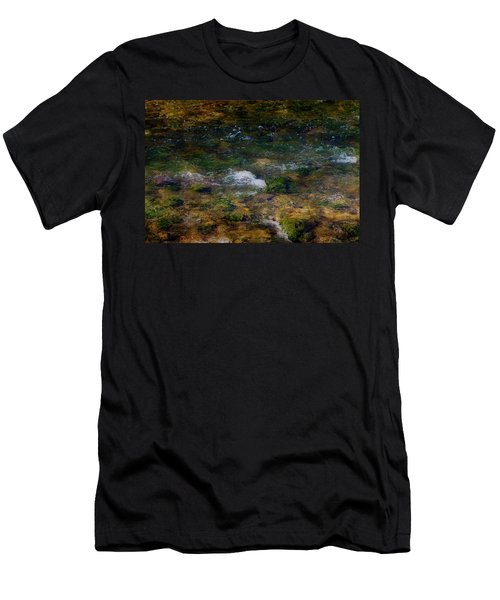 Water Colors Men's T-Shirt (Athletic Fit)