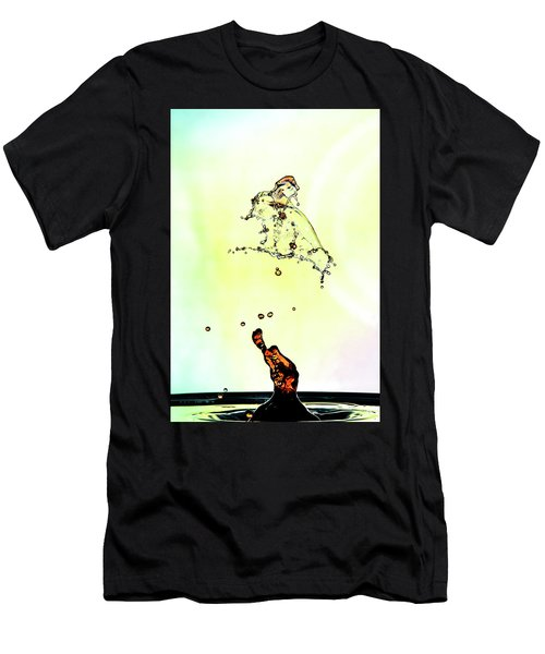 Water Drop #10 Men's T-Shirt (Athletic Fit)